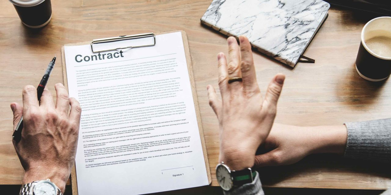 What to Include in a Renovation Contract
