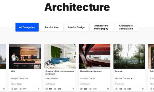 Enhance Your Design Inspiration with Behance