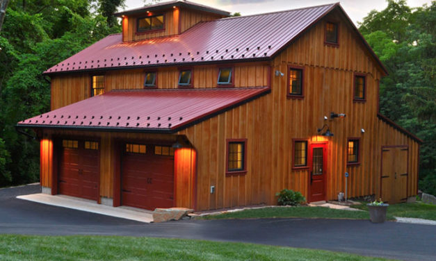 A Sustainable Barn Remodel in Collegeville, PA