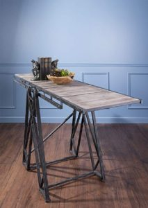 Convertible Dining Table Flat