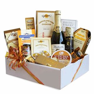 California Delicious Housewarming Food Gift Box