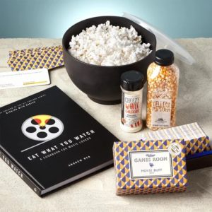 Knack Movie Night Housewarming Gift Package