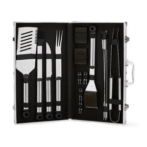 bbq tools briefcase uncommongoods