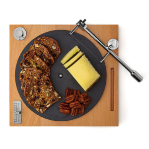 turn table cheese board uncommongoods