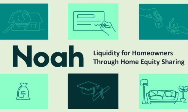 Tap into Home Equity with Noah Shared Equity Financing