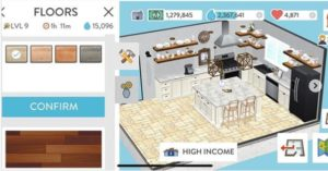 House Flip The Game Screenshot