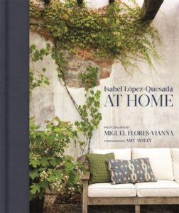 At Home Book Cover by Isabel Lopez Quesada