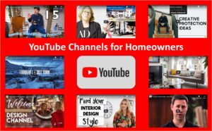 YouTube Channels for Homeowners