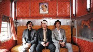 Darjeeling Limited Movie Set Interior Design