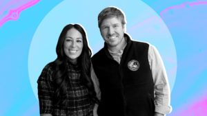 Joann and Chip Gaines