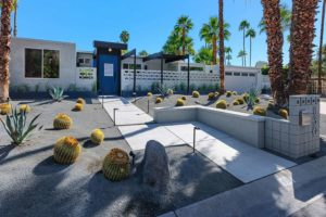 Midcentury Palm Springs Before and After Remodel