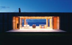 Coromandel Bach Shipping Container House New Zealand