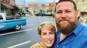 Erin and Ben Napier HGTV Home Town