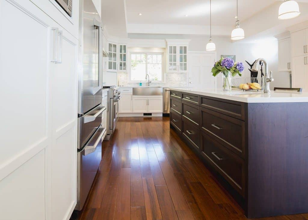Merits Kitchens Maple Cabinets