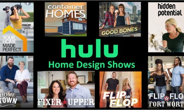 Home Improvement & Design Shows on Hulu: May 2021