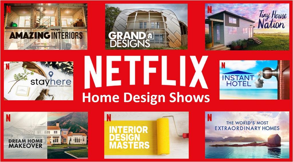 Home Improvement & Interior Design Shows on Netflix: June 2021
