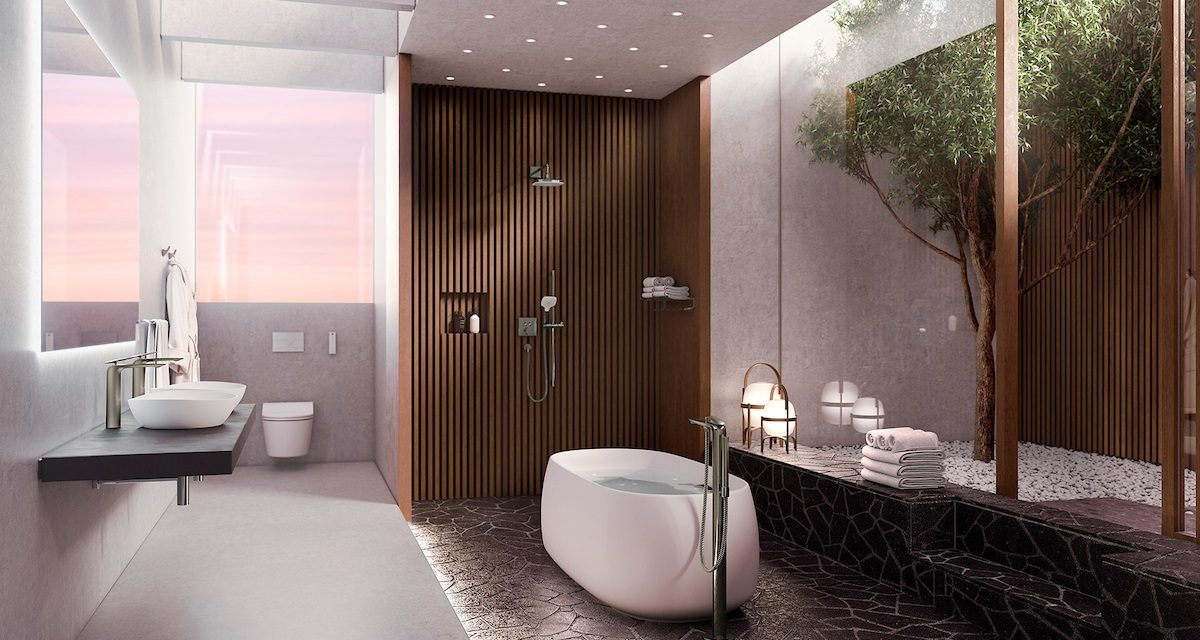 Products to Turn Your Bathroom into a Health & Wellness Spa