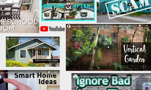 7 Fun & Unique YouTube Channels Ideal for Homeowners