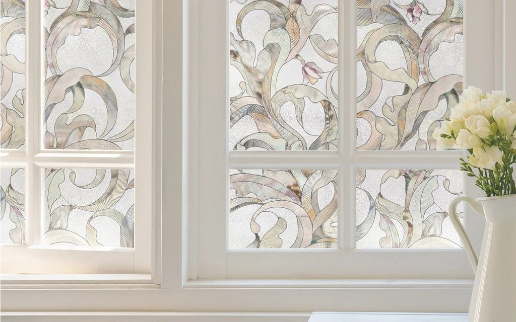 Where to Buy Stylish Decorative Privacy Window Film for Your Home