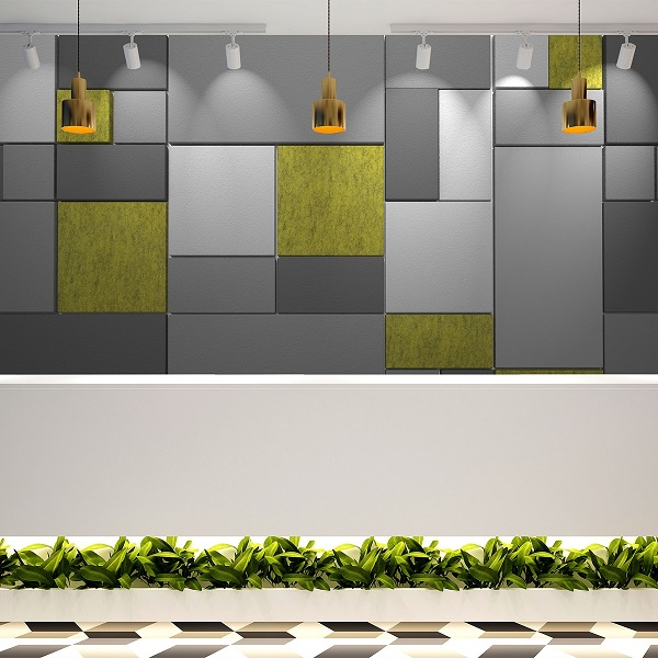 Acoustical Solutions Acoustic Panel Wall Installation