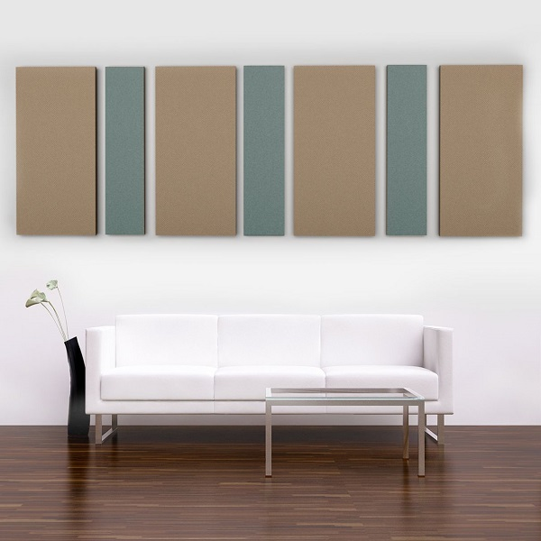 Acoustimac Wall Design Package with Sofa