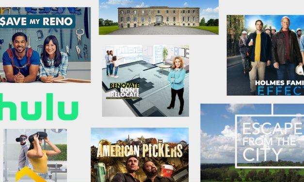 Home Improvement & Design Shows on Hulu: August 2021