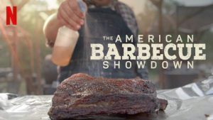 Netflix The American Barbecue Showdown Food Competition Series