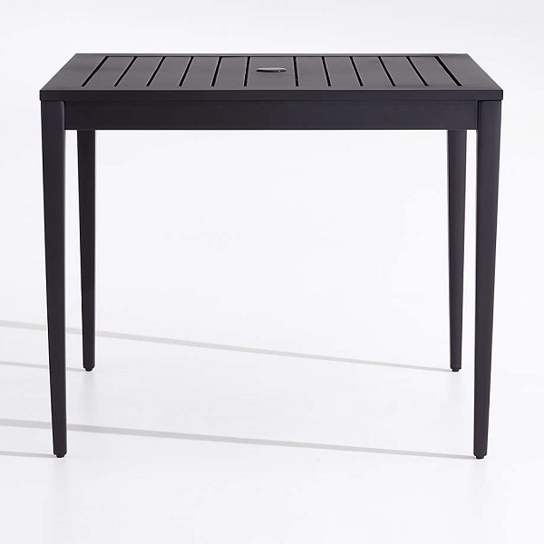 Crate and Barrel Railay Outdoor Cafe Table