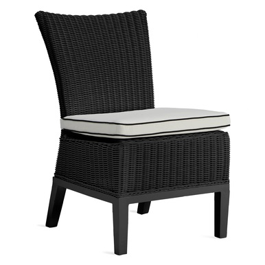 Z Gallerie Malibu Outdoor Side Chair Set of 2