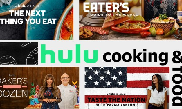 Best Cooking & Food Shows Streaming on Hulu This Month