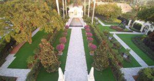 ProGreen Dallas Private Gardens Artificial Grass Installation