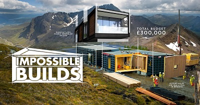 Impossible Builds TV Series
