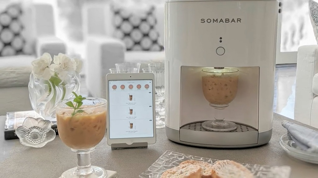 On-Demand Bartender Machines for Perfect Cocktails & Easy Hosting